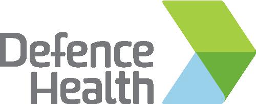 defence health logo